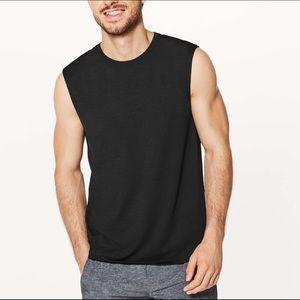 Lululemon Sleeveless Black Tank shirt